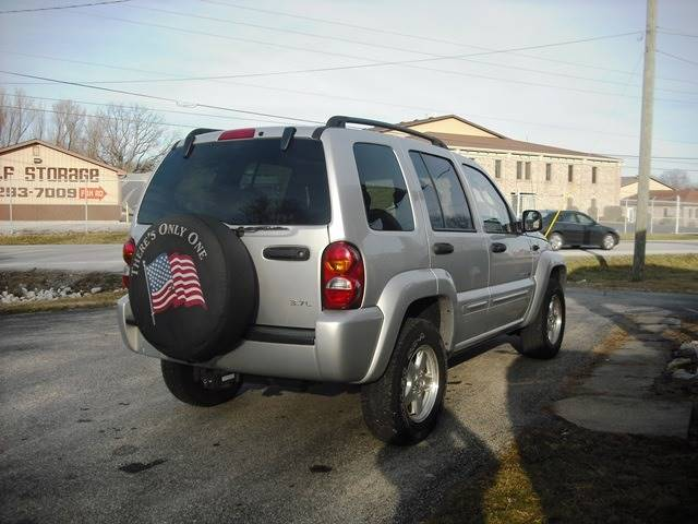 2002 Jeep Liberty Limited (image 4)
