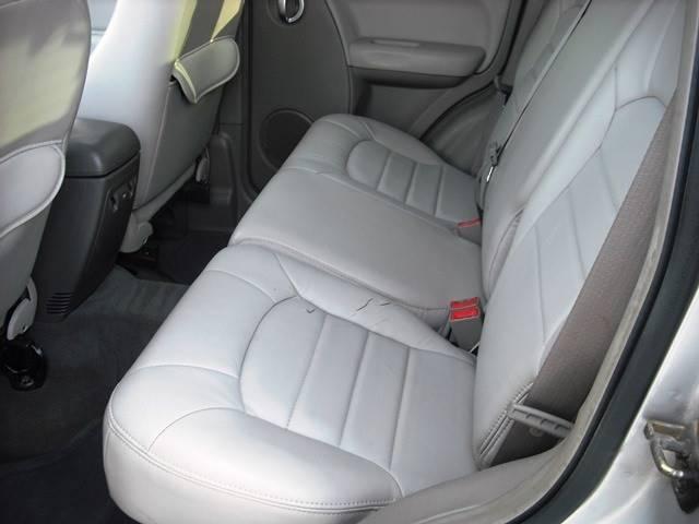 2002 Jeep Liberty Limited (image 8)