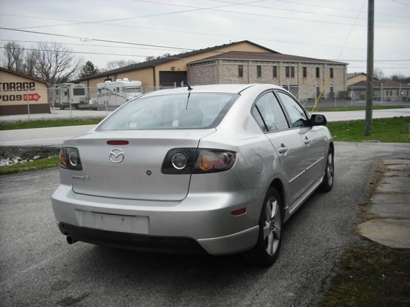 2004 Mazda MAZDA3 s (image 4)