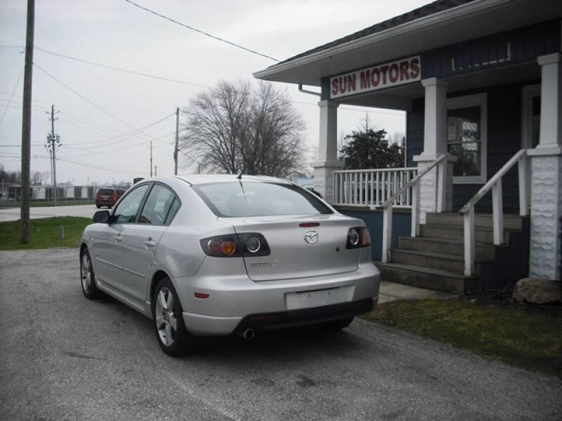 2004 Mazda MAZDA3 s (image 5)
