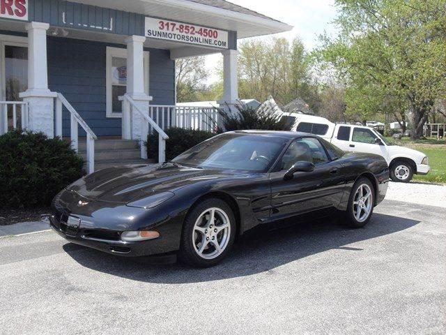 1998 Chevrolet Corvette 2dr Hatchback - Indianapolis IN