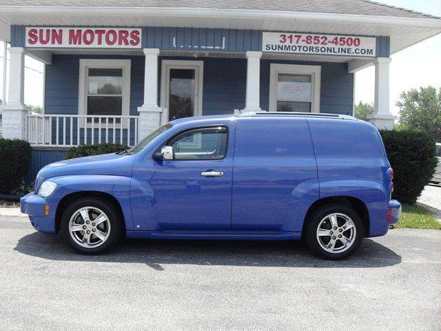 2008 Chevrolet HHR Panel LT 4dr Wagon - Indianapolis IN
