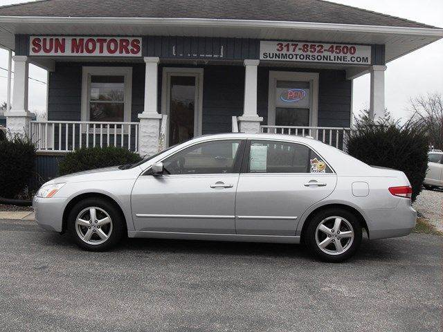 2004 Honda Accord EX 4dr Sedan w/Leather - Indianapolis IN
