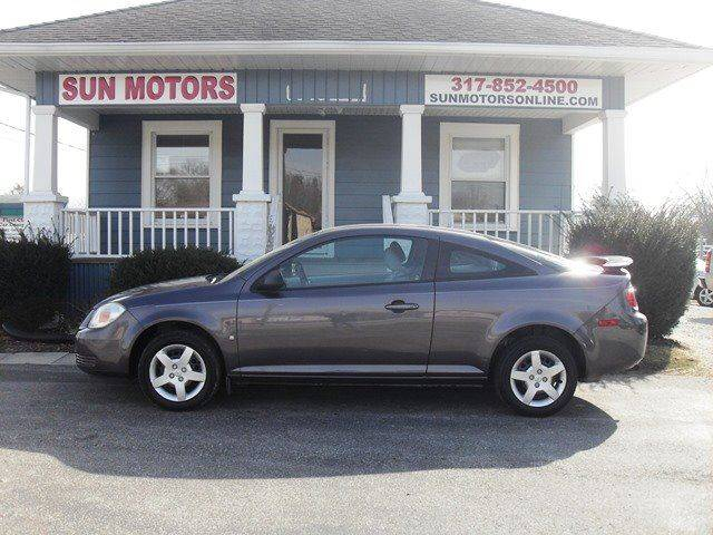 2006 Chevrolet Cobalt LS 2dr Coupe - Indianapolis IN