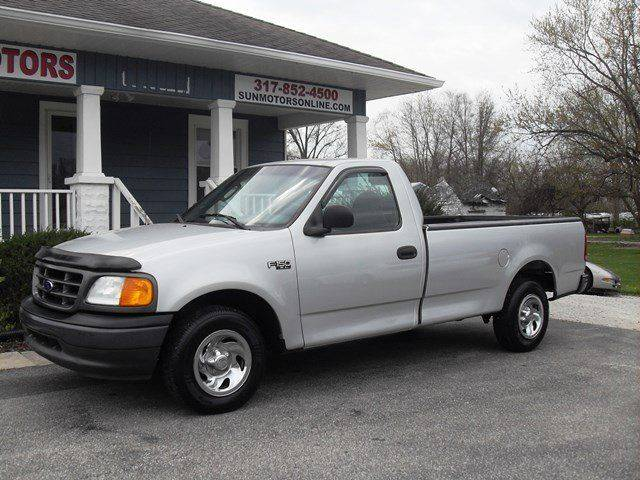 2004 Ford F-150 Heritage 2dr Standard Cab XL Rwd Styleside LB - Indianapolis IN