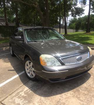 2007 Ford Five Hundred for sale in Fresno, TX