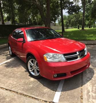 2011 Dodge Avenger for sale in Fresno, TX