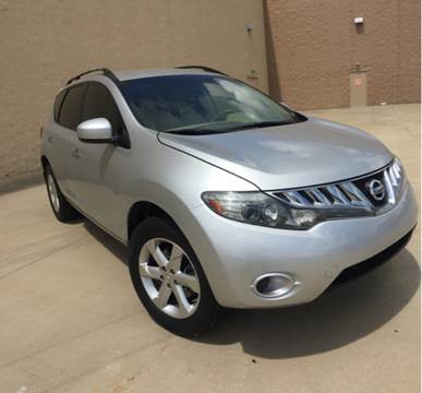 2009 Nissan Murano for sale in Fresno, TX