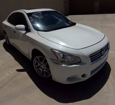2013 Nissan Maxima for sale in Fresno TX