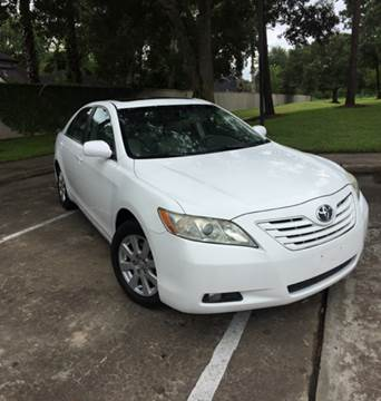 2007 Toyota Camry for sale in Fresno TX