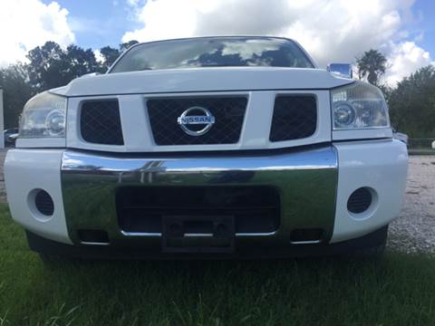 2004 Nissan Armada for sale in Fresno TX