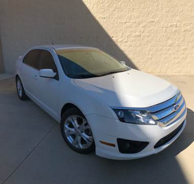 2012 Ford Fusion for sale in Fresno TX