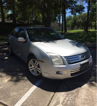 2009 Ford Fusion for sale in Fresno, TX