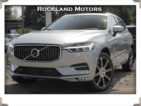 2018 Volvo XC60 for sale in West Nyack, NY