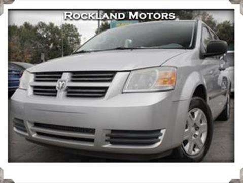 2008 Dodge Grand Caravan for sale in West Nyack, NY
