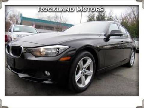 2015 BMW 3 Series 328i xDrive for sale at Rockland Automall - Rockland Motors in West Nyack NY