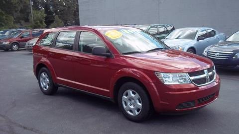 2010 Dodge Journey for sale in Muskegon, MI