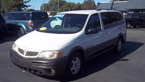 2005 Pontiac Montana for sale in Muskegon, MI