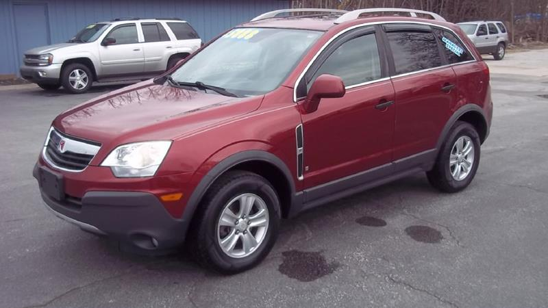 Superb 2009 Saturn Vue XE 4dr SUV   Muskegon MI