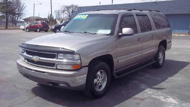 2001 Chevrolet Suburban 1500 4WD 4dr SUV   Muskegon MI