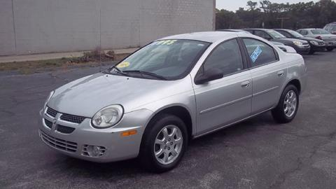2005 Dodge Neon for sale at Port City Cars in Muskegon MI