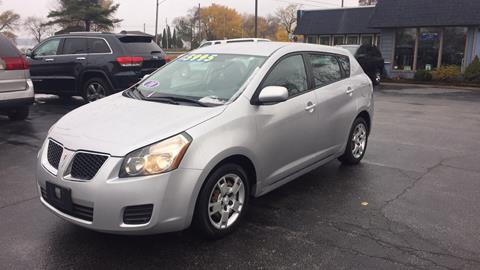 2010 Pontiac Vibe for sale in Muskegon, MI