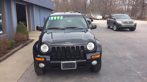 2002 Jeep Liberty for sale in Muskegon, MI