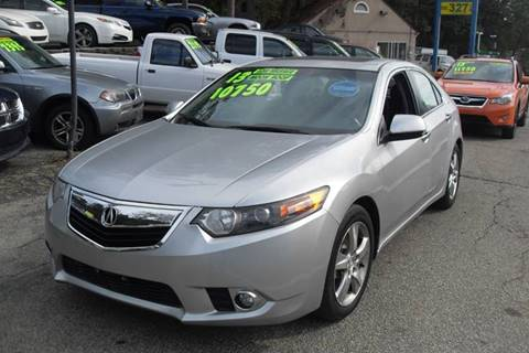 Acura TSX For Sale Carsforsalecom - Acura tsx for sale by owner