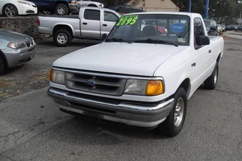 1996 ford ranger xlt automatic transmission