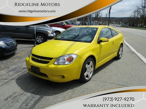 2007 Chevrolet Cobalt For Sale In Ledgewood Nj