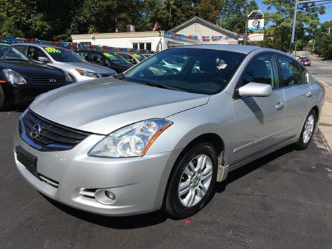 2011 Nissan Altima for sale in East Weymouth, MA