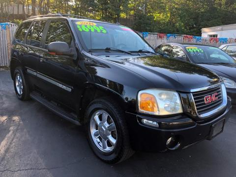 2004 GMC Envoy for sale in East Weymouth MA