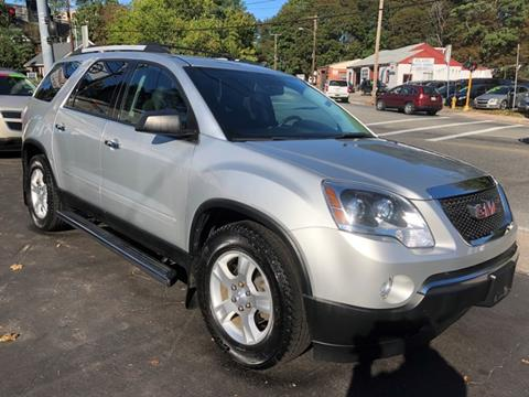 2011 GMC Acadia for sale in East Weymouth MA