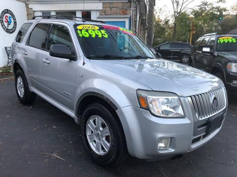 2008 Mercury Mariner for sale in East Weymouth MA