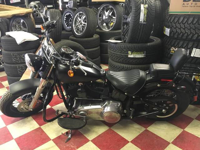 2013 Harley Davidson Softail Slim for sale in Indianapolis, IN