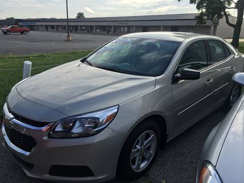 2014 Chevrolet Malibu for sale in Indianapolis, IN