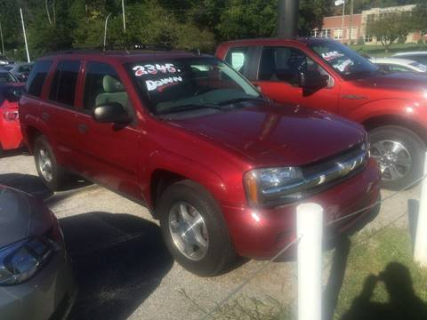 2007 Chevrolet TrailBlazer for sale in Indianapolis, IN