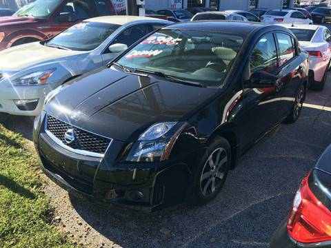 2011 Nissan Sentra for sale in Indianapolis IN