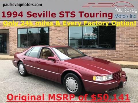 1994 cadillac seville for sale carsforsale com rh carsforsale com 1994 STS Removal of Transmission Speed Sensor 1993 Cadillac DeVille