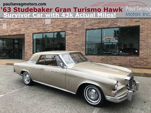 1963 Studebaker Hawk for sale in West Chester, PA
