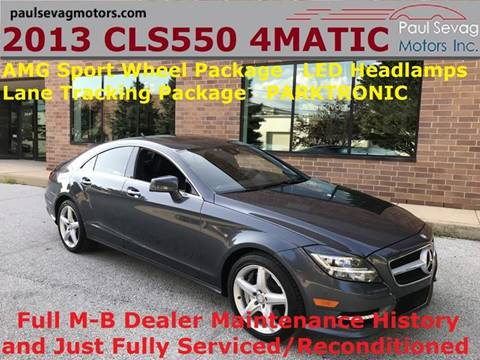 2013 Mercedes Benz CLS For Sale In West Chester, PA
