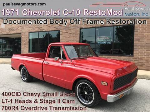 1971 Chevrolet C/K 10 Series for sale in West Chester, PA