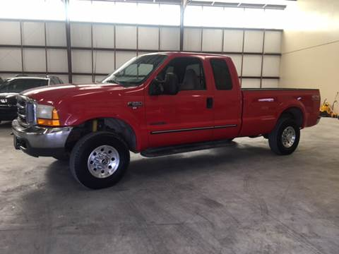 2000 Ford F-250 Super Duty for sale in Houston, TX