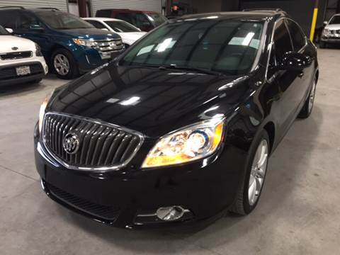 2016 Buick Verano For Sale In Houston, TX