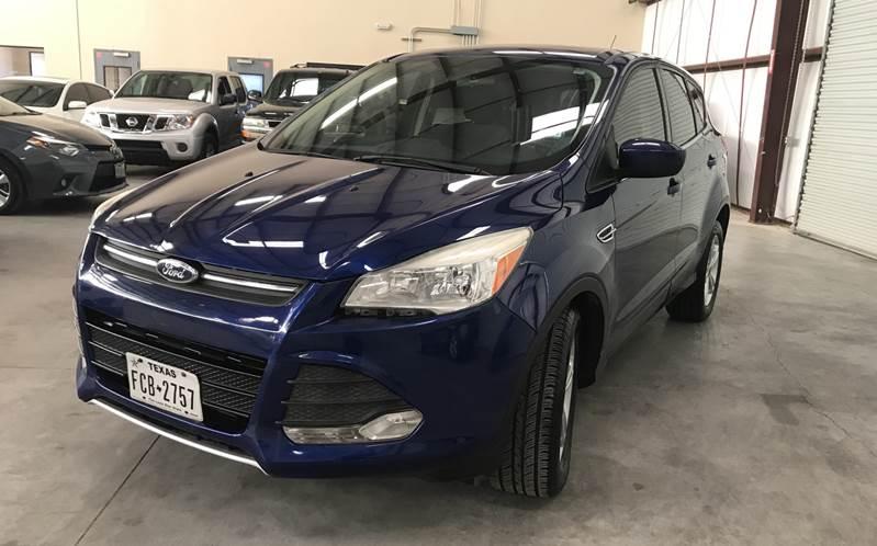 Suv Auto Sales Houston Tx: 2014 Ford Escape SE 4dr SUV In Houston TX