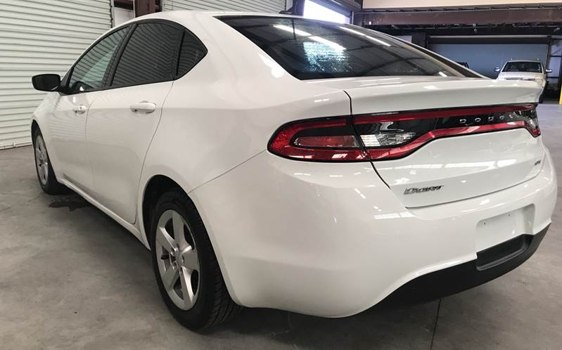 2015 Dodge Dart SXT 4dr Sedan In Houston TX - Area 5 Auto Sales