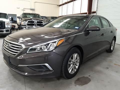 2017 Hyundai Sonata for sale in Houston, TX