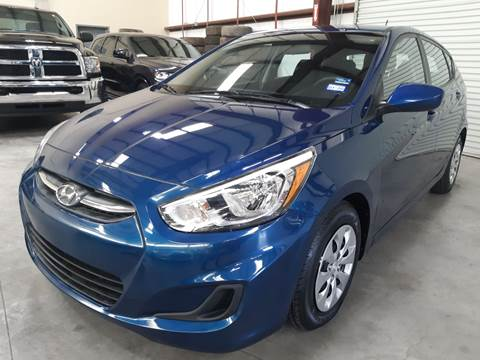 2016 Hyundai Accent for sale in Houston, TX
