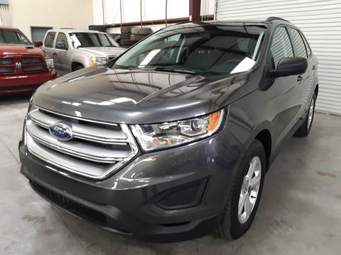 2018 Ford Edge for sale in Houston, TX