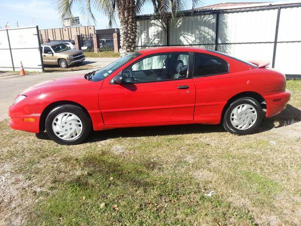 2003 Pontiac Sunfire Coupe In Houston Tx Area 5 Auto Sales